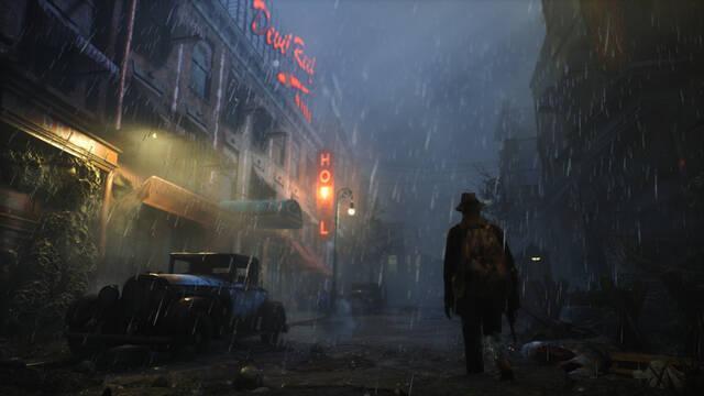 Llega el oscuro tráiler 'Rotten Reality' de The Sinking City
