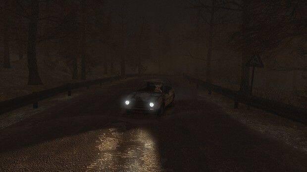 Ya disponible la demo de Beware, un juego de terror y conducción