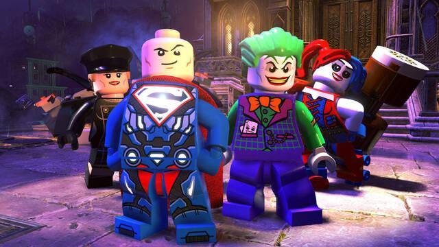LEGO DC Súper-Villanos muestra sus opciones de personalización