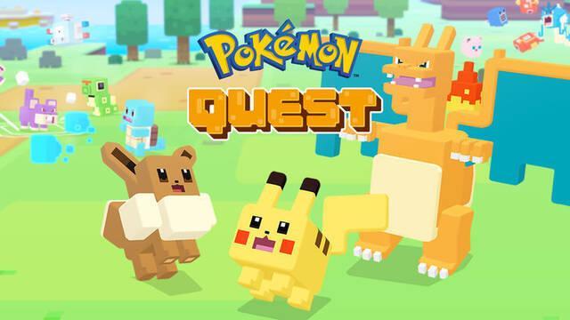 Pokémon Quest suma 8 millones de dólares en móviles