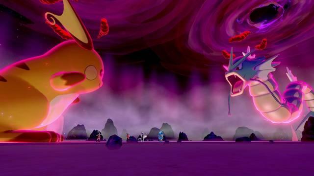 Cómo acceder a las Incursiones Dinamax en Pokémon Espada y Escudo