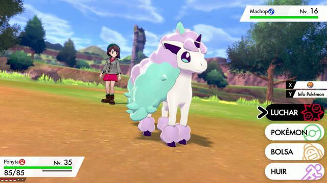 Pokémon Espada y Escudo: Ponyta de Galar es de tipo psíquico, para sorpresa de todos