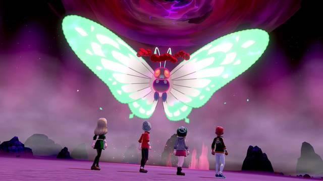 Cómo encontrar y atrapar Pokémon Gigamax en Espada y escudo