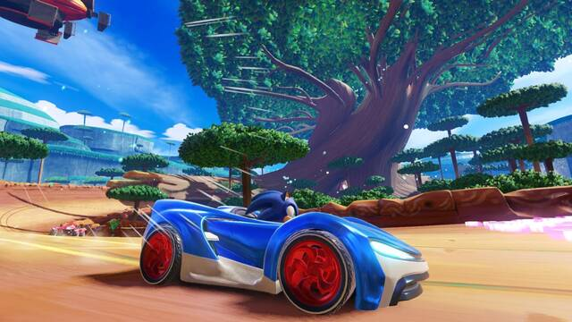 Así se hizo la música de Team Sonic Racing