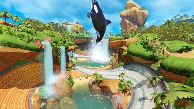 Sega presenta nuevo circuito y tema musical de Team Sonic Racing