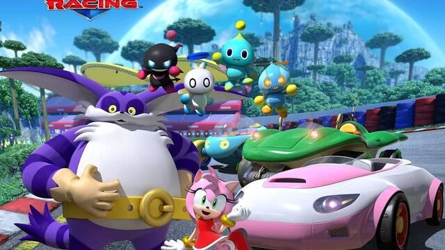 Team Sonic Racing desvela nuevos personajes