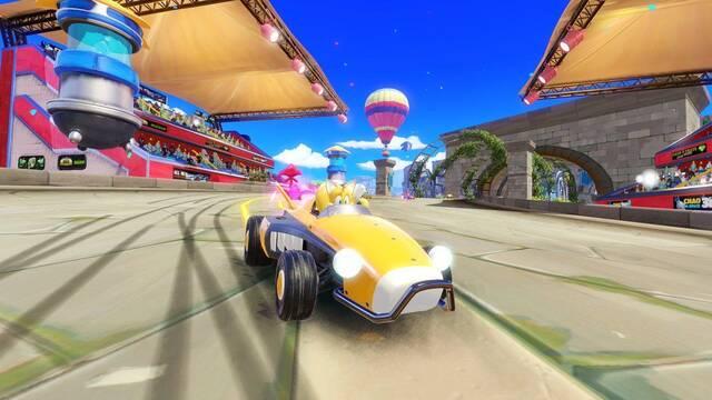 Team Sonic Racing tendrá 21 circuitos