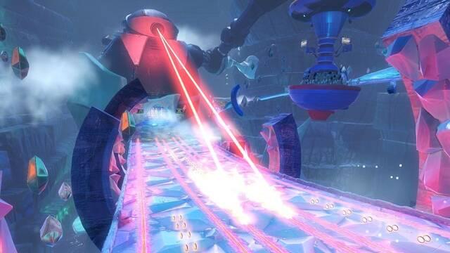 Team Sonic Racing presenta la canción de Frozen Junkyard