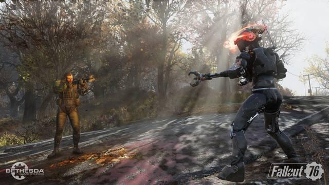 Fallout 76: Bethesda reconoce 'hacks' en la beta de PC y promete solucionarlos