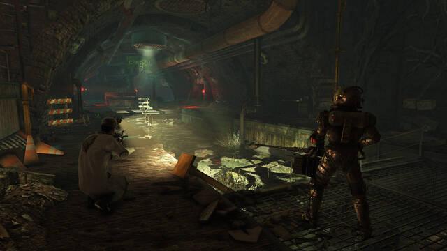 Fallout 76 estrenará mañana su nueva mazmorra, 'Las madrigueras'