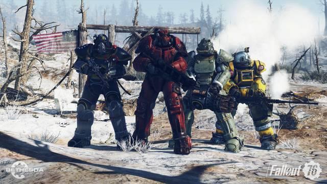 E3 2018: Fallout 76 muestra sus imágenes del E3 2018