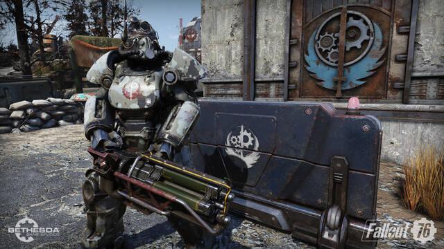 Fallout 76 amanecer del acero tráiler nuevos personajes