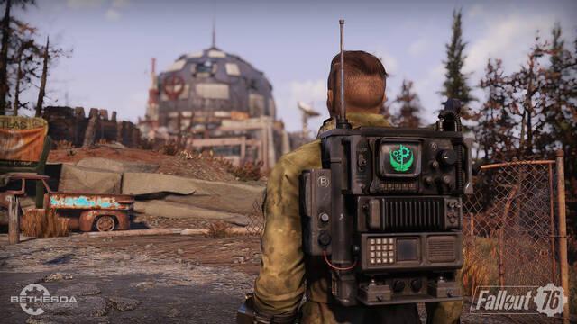 Fallout 76 Amanecer de acero fecha de lanzamiento PC PS4 Xbox One