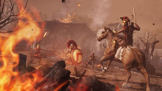 Ubisoft responde a la polémica por el nuevo DLC de Assassin's Creed Odyssey