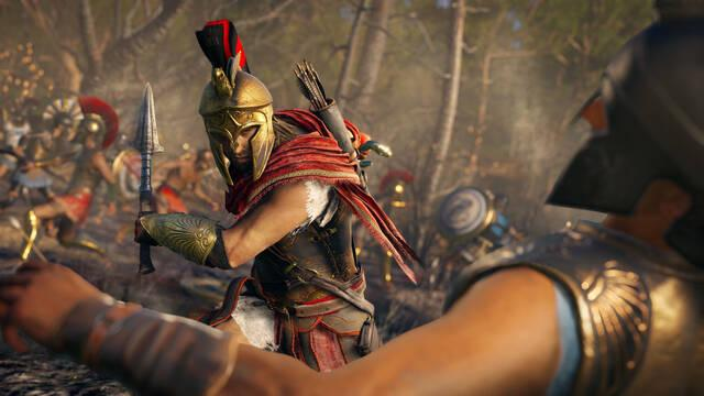 El director de Assassin's Creed Odyssey explica por qué no hay multijugador