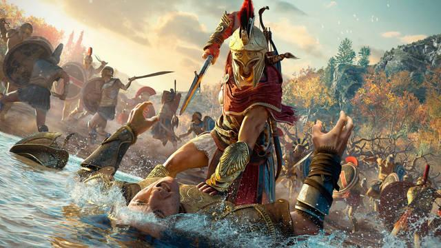 Assassin's Creed Odyssey muestra su tráiler de Gamescom 2018