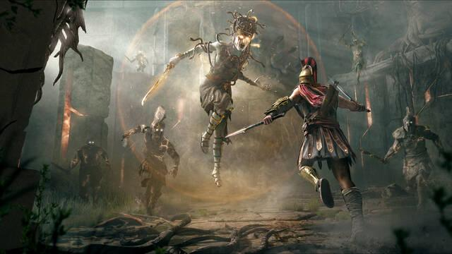 Rumor: Assassin's Creed Odyssey recibiría una expansión de la Atlántida