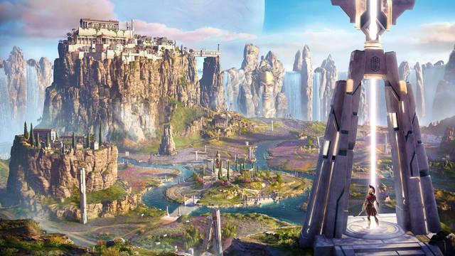Assassin's Creed Odyssey: ya disponible Los campos del Elíseo