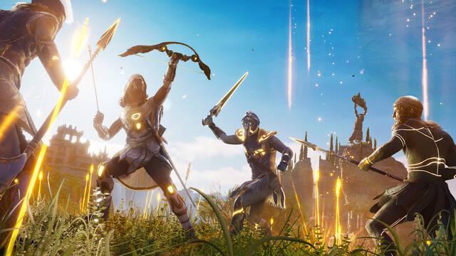 Ubisoft comienza a eliminar misiones de 'farmeo' en el editor de Assassin's Creed Odyssey