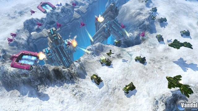 Nuevas imágenes de Halo Wars