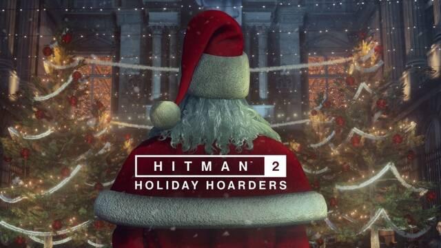 Hitman 2 anuncia su evento especial navideño