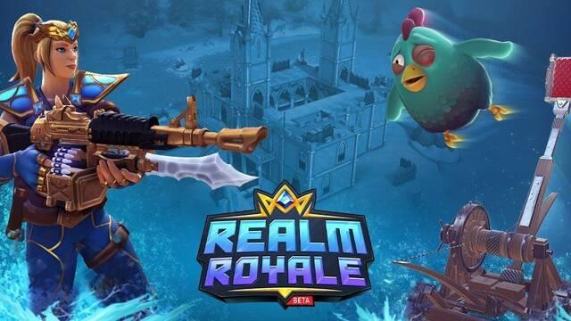 Más pistas sugieren que Realm Royale puede lanzarse en Nintendo Switch