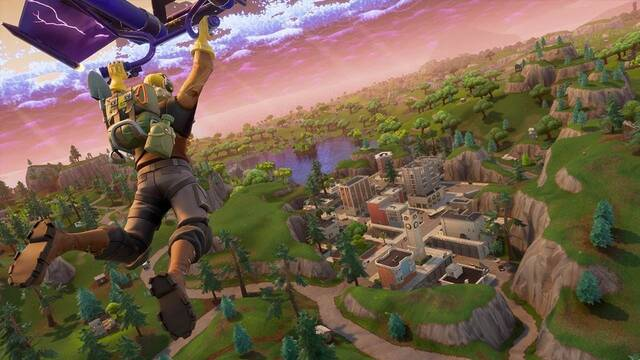 Fortnite Battle Royale supera los 2 millones de descargas en Switch