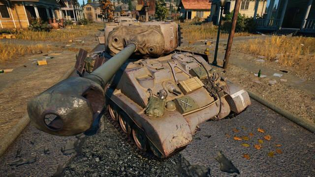 Anunciado World of Tanks: Mercenaries para PS4 y Xbox One