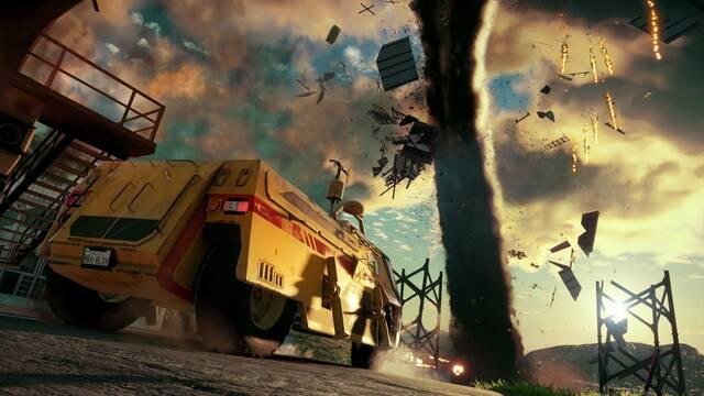 Just Cause 4 nos enseña el poder de destrucción de sus tornados en vídeo