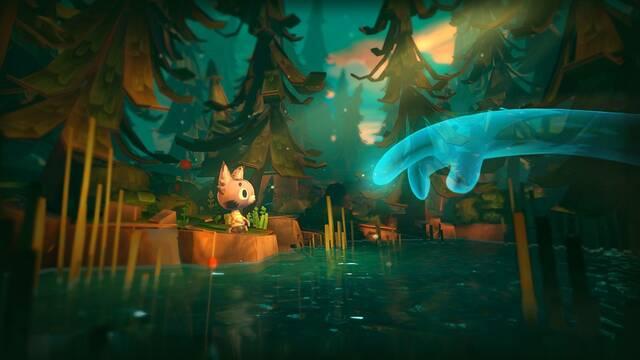 Ghost Giant, lo nuevo de los creadores de Fe, llegará en abril