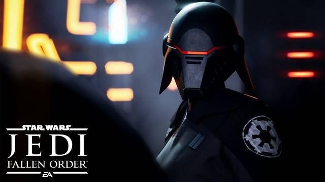 Primer tráiler de Star Wars Jedi: Fallen Order; A la venta el 15 de noviembre