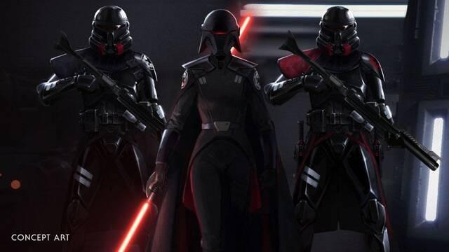 EA detalla el material de Star Wars Jedi: Fallen Order en EA Play
