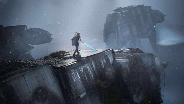 Microsoft presenta los packs de Star Wars Jedi: Fallen Order con Xbox One X y Xbox One S