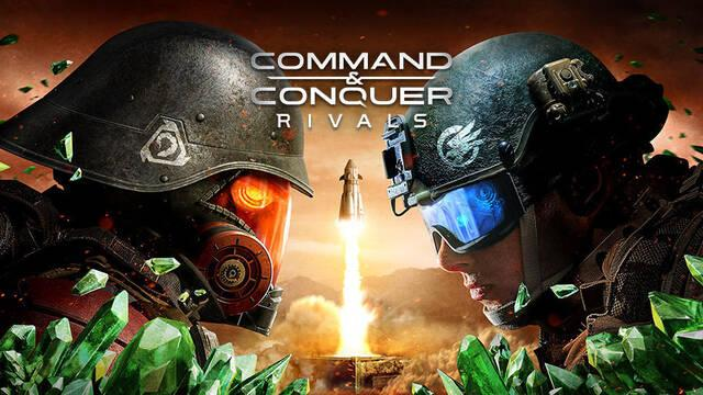 Ya disponible Command & Conquer: Rivals en móviles