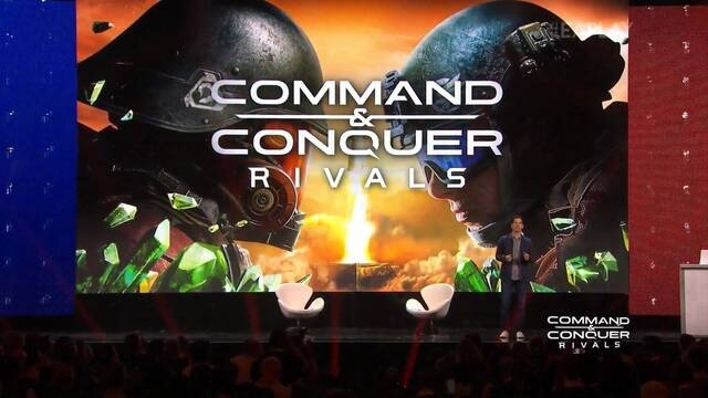 El público reacciona negativamente ante Command and Conquer: Rivals