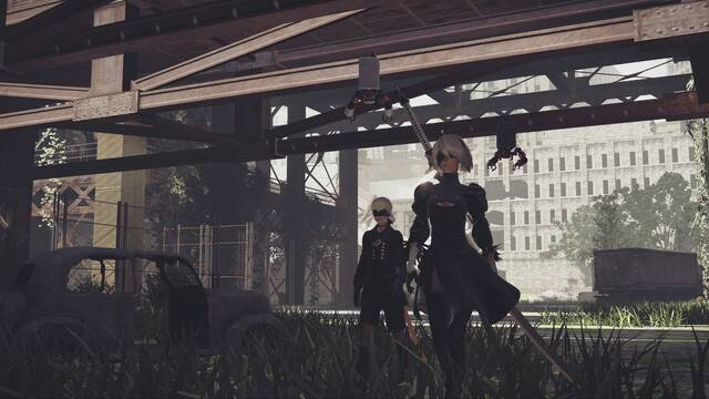 NieR: Automata Become as Gods Edition ya está disponible para Xbox One