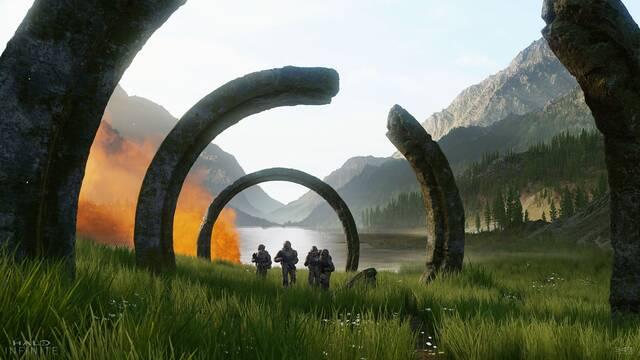 Se rumorea que Halo Infinite se publicará en las Navidades de 2020