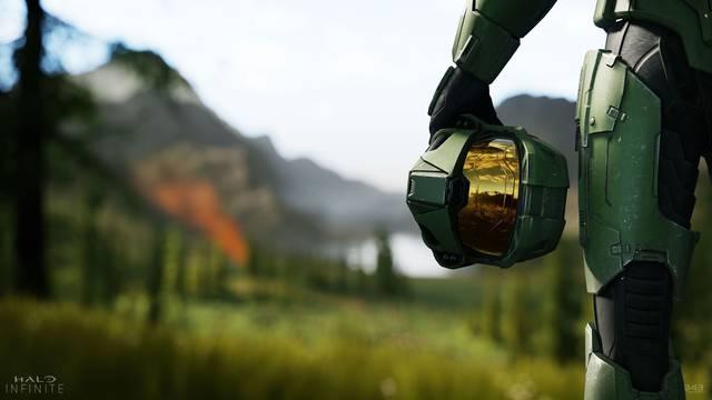 Halo Infinite Julio Xbox Series X Evento