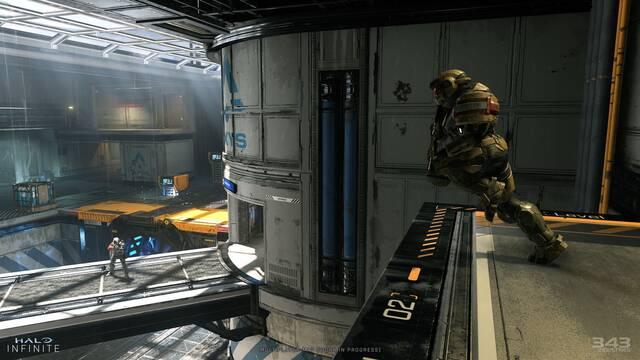 Halo Infinite fecha de lanzamiento multijugador nuevas imágenes