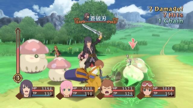 Tales of Vesperia Definitive Edition empieza fuerte en Japón
