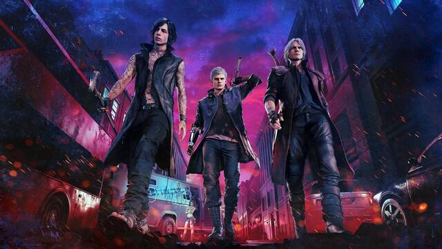 Devil May Cry 5: Habrá una demo disponible en Xbox One en las próximas horas