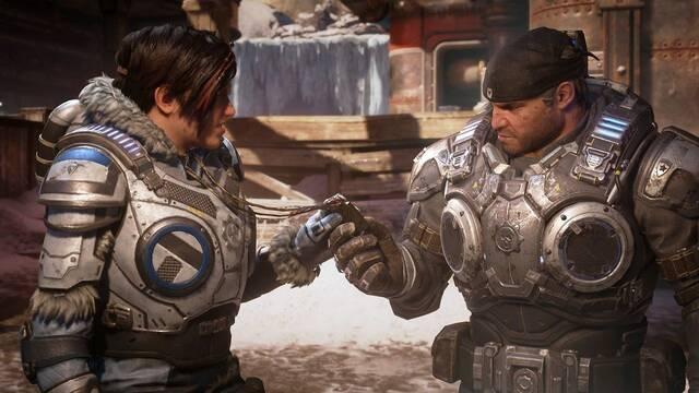 Gears 5: el primer tráiler de la campaña trae personajes conocidos y monstruos gigantes