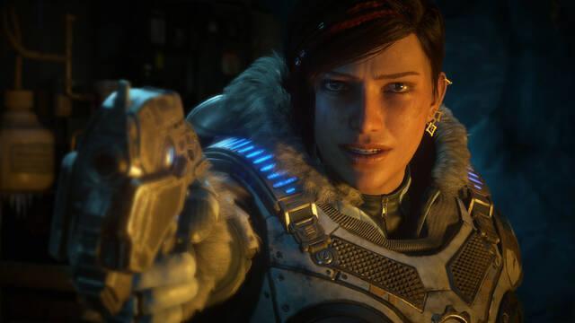 E3 2018: Gears 5 tendrá un mundo semi-abierto y arriesgará en sus gráficos y mecánicas