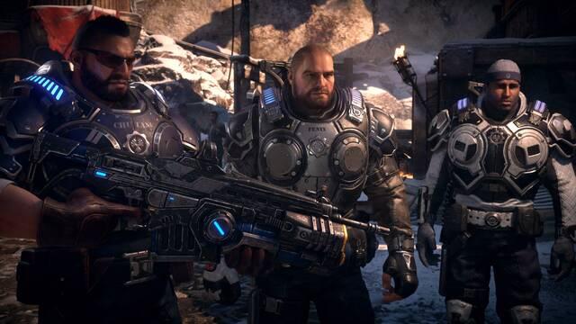 Gears 5 permitirá adquirir personajes del multijugador pagando directamente con dinero