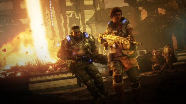 Gears 5 no es parte de una trilogía, sino de una saga que continuará evolucionado