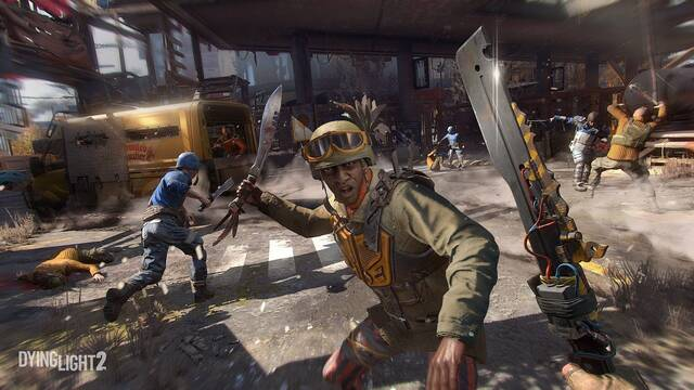 Dying Light 2 PS4 Xbox One