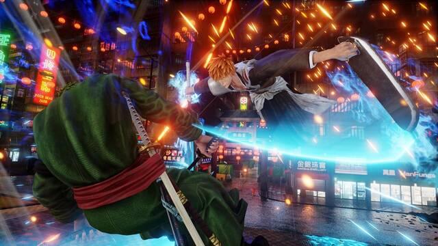 Confirmados más personajes de One Piece para el juego JUMP Force