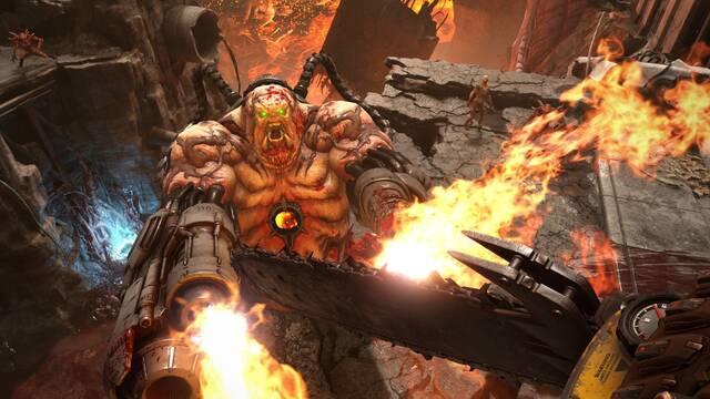 DOOM Eternal muestra su primer gameplay