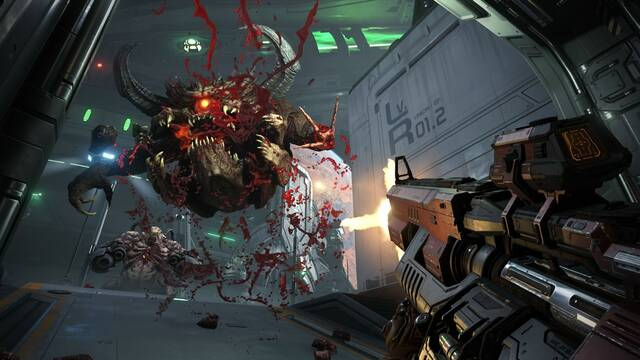 Doom Eternal Armas