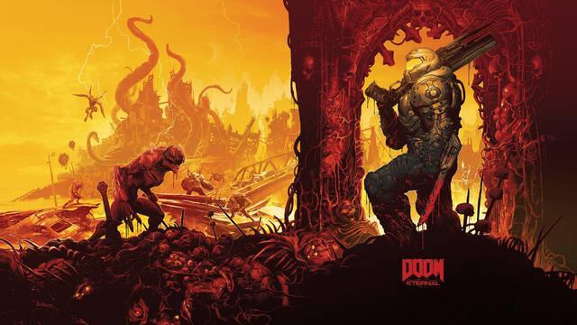 La campaña de Doom Eternal tendrá una duración aproximada de 20 horas